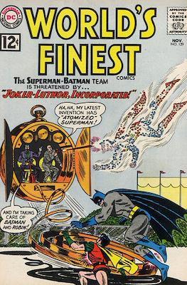 World's Finest Comics (1941-1986) (Comic Book) #129