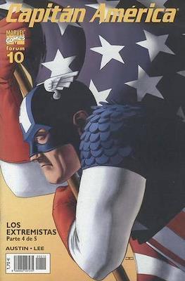 Capitán América vol. 5 (2003-2005) #10