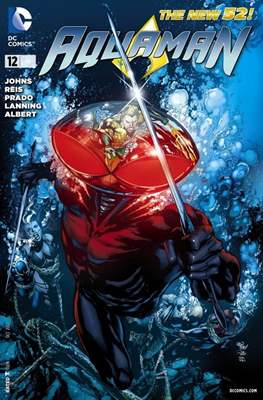 Aquaman Vol. 7 (2011-2016) (Digital) #12