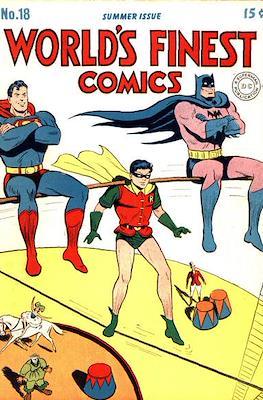 World's Finest Comics (1941-1986) (Comic Book) #18