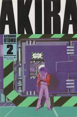 Akira (Rústica con sobrecubiertas) #2