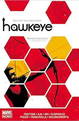 Hawkeye (Vol. 4 2012-2015) (Oversized Hardcover) #2