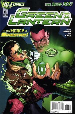 Green Lantern Vol. 5 (2011-2016) #6