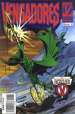Los Vengadores Vol. 2 (1996-1997) (Grapa 24 pp) #3