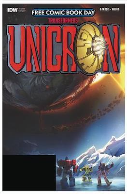 Transformers: Unicron Free Comic Book Day
