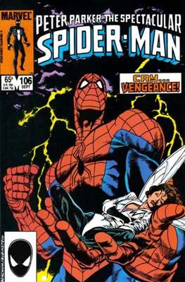 The Spectacular Spider-Man Vol. 1 (Comic Book) #106