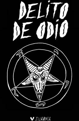 Delito de Odio (Rústica 64 pp) #
