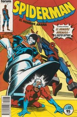 Spiderman Vol. 1 / El Espectacular Spiderman (1983-1994) (Grapa 32-48 pp) #27