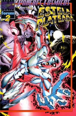 Poderes Cósmicos (1996) Vol. 3 (Grapa 56 páginas) #2
