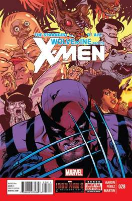 Wolverine and the X-Men Vol. 1 (Comic-Book) #28