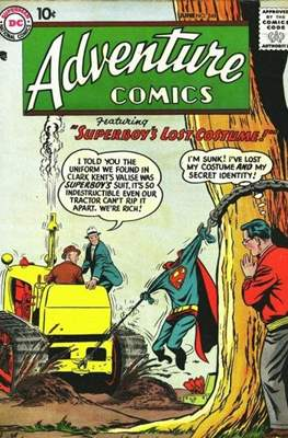 New Comics / New Adventure Comics / Adventure Comics (1935-1983 ; 2009-2011) #249