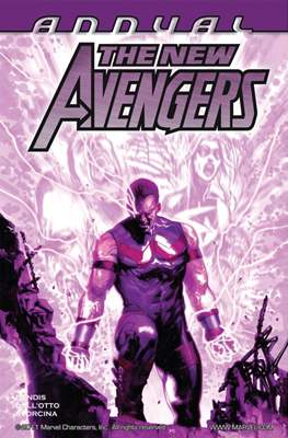 The New Avengers Annual Vol. 2 (2011)