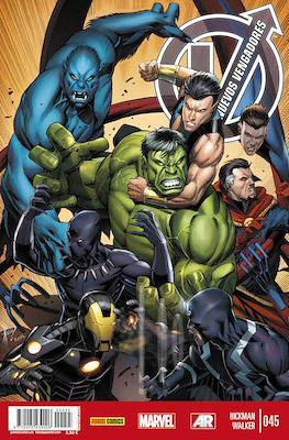 Los Nuevos Vengadores Vol. 2 (2011-2017) (Grapa, 32 páginas) #45