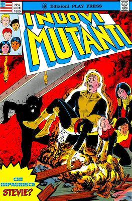 I Nuovi Mutanti (Spillato-brossurato) #4
