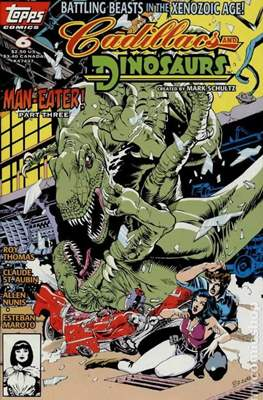 Cadillacs and Dinosaurs #6