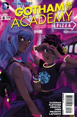 Gotham Academy (2014-2016 Variant Covers) #6