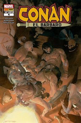 Conan El Barbaro (2019) #4