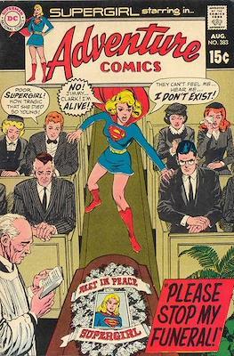New Comics / New Adventure Comics / Adventure Comics (1935-1983; 2009-2011) (Saddle-Stitched) #383