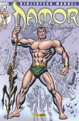 Biblioteca Marvel: Namor (2006-2007) #5