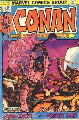 Conan The Barbarian (1970-1993) (Grapa, 32 págs.) #19