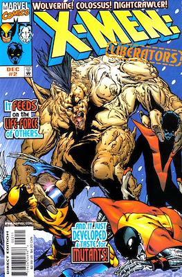 X-Men: Liberators #2