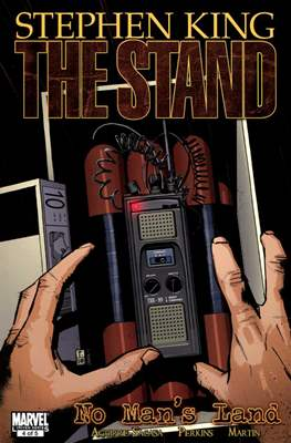 The Stand: No Man's Land (Comic Book) #4