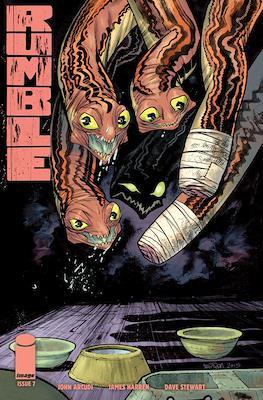 Rumble (Comic-book) #7