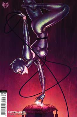Catwoman Vol. 5 (2018- Variant Cover) #28