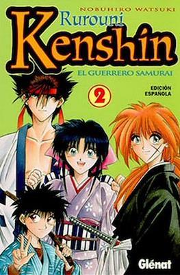 Rurouni Kenshin - El guerrero samurai #2
