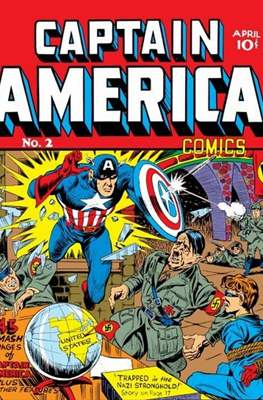 Captain America: Comics #2