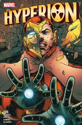 Hyperion (Comic Book) #6