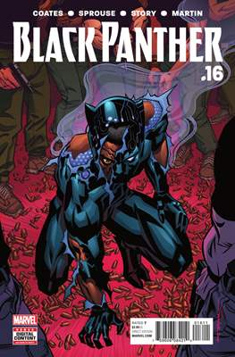 Black Panther Vol. 6 (2016-2018) #16