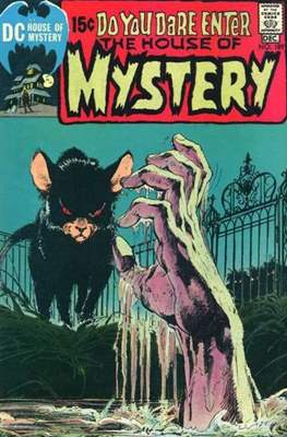The House of Mystery (Grapa) #189