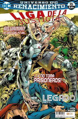 Liga de la Justicia. Nuevo Universo DC / Renacimiento #71/16