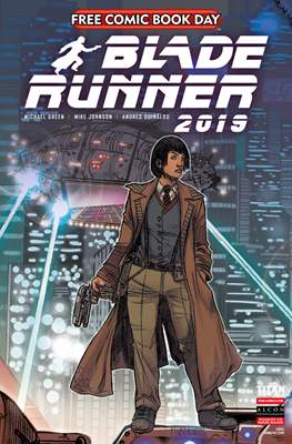 Blade Runner 2019: Free Comic Book Day
