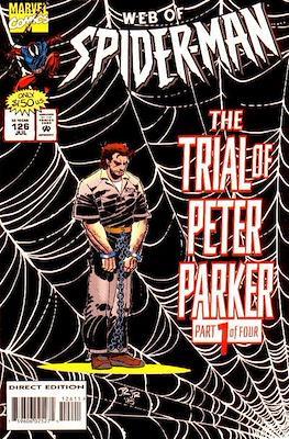 Web of Spider-Man Vol. 1 (1985-1995) (Comic-book) #126