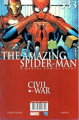 The Amazing Spider-Man (Grapas) #533