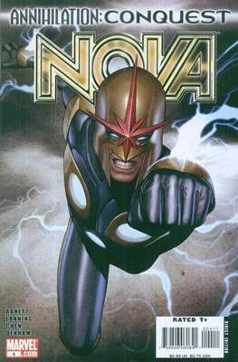 Nova Vol. 4 (Comic-Book) #4