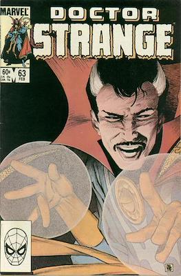 Doctor Strange Vol. 2 (1974-1987) (Comic Book) #63