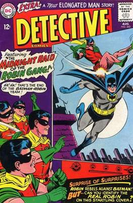 Detective Comics Vol. 1 (1937-2011; 2016-) (Comic Book) #342