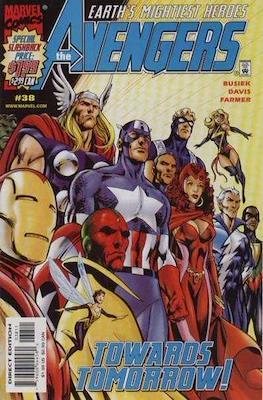 The Avengers Vol. 3 (1998-2004) (Comic-Book) #38