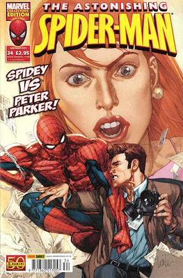 The Astonishing Spider-Man Vol. 3 (Comic Book) #34