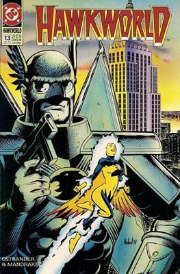 Hawkworld (Comic Book) #13