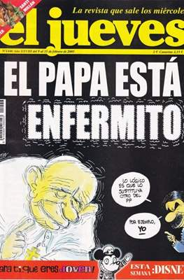El Jueves (Revista) #1446