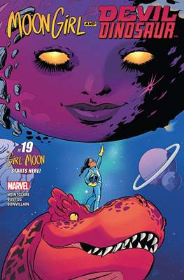 Moon Girl and Devil Dinosaur (Comic-book) #19