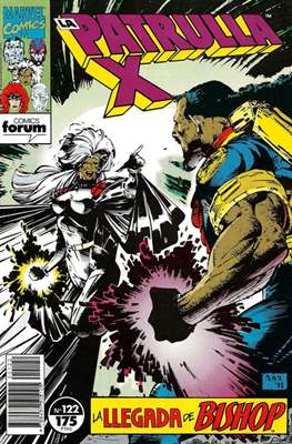 La Patrulla X Vol. 1 (1985-1995) #122
