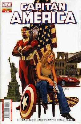 Capitán América Vol. 7 (2005-2011) (Grapa) #50