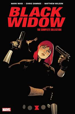 Black Widow by Waid & Samnee: The Complete Collection