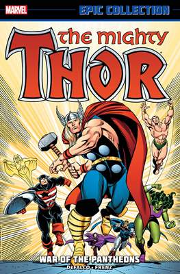 Thor Epic Collection #16
