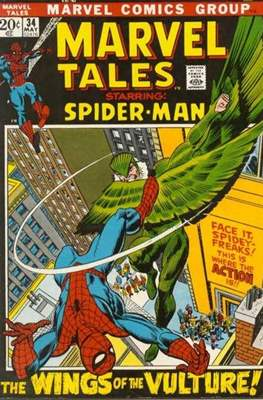 Marvel Tales (Comic Book) #34